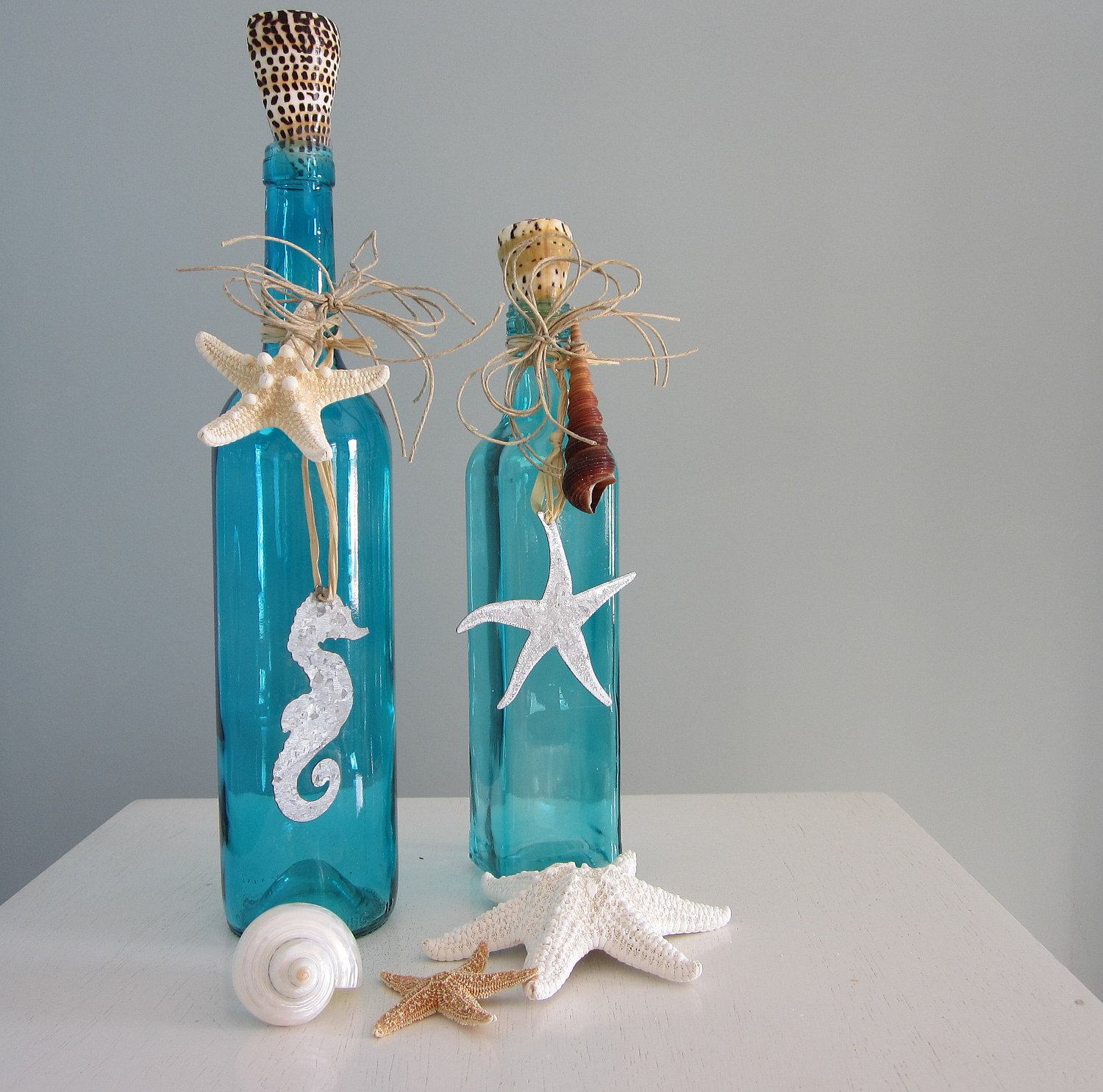 painted diy bottles decor glass decorating and recycling decorative decoration ideas