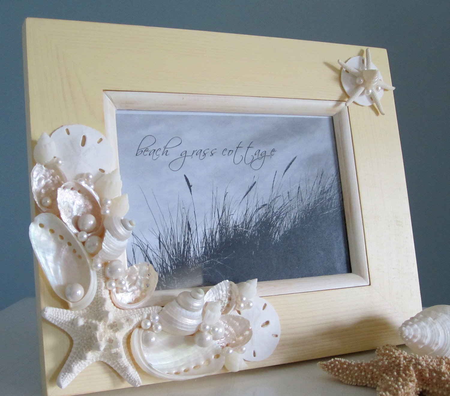 Beach Themed Photo Frames | Migrant Resource Network
